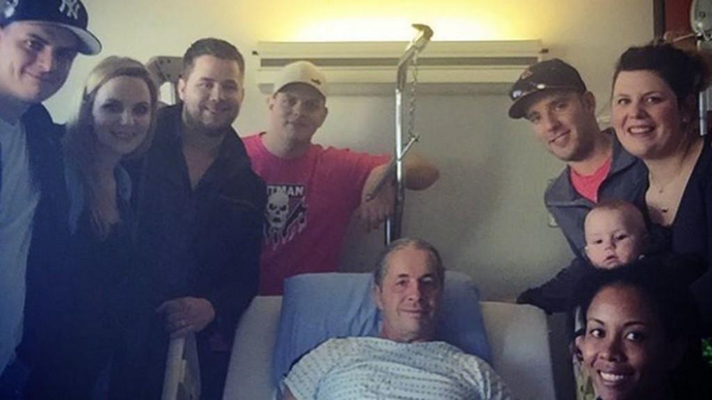 Bret Hart Surgery - WrestlingExaminer.com