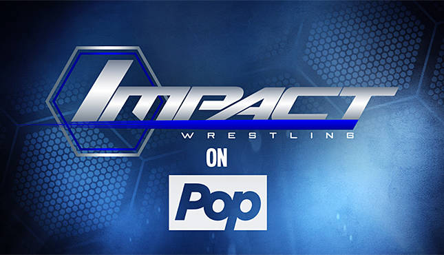 Impact Wrestling on Pop - WrestlingExaminer.com