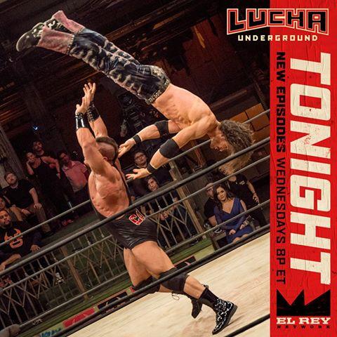 Johnny Mundo vs Cage - WrestlingExaminer.com