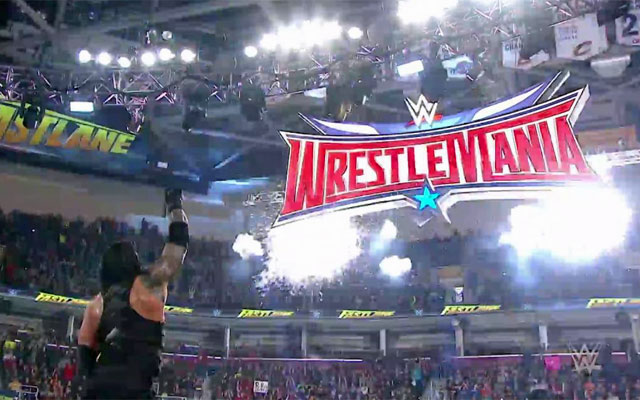 Romain Reigns will face Triple H at Wrestlemania - WrestlingExaminer.com