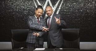 Shinsuke Nakamura signs with WWE - Wrestling Examiner - WrestlingExaminer.com