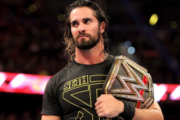 Seth Rollins - WrestlingExaminer.com
