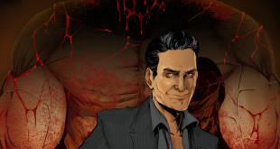 A Call For Blood 4th comic book from Lucha Underground - Wrestling Examiner - WrestlingExaminer.com
