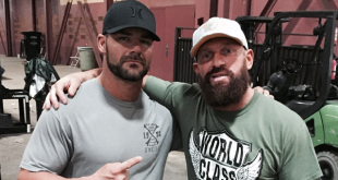 Bobby Roode and Eric Young - Wrestling Examiner - WrestlingExaminer.com