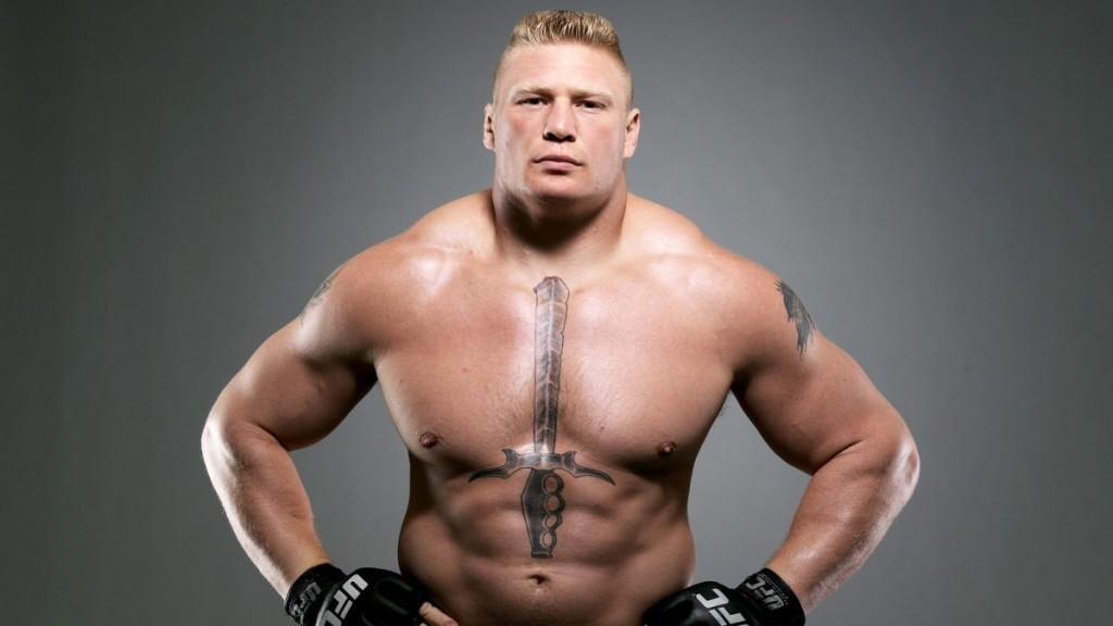 Brock Lesnar - Wrestling Examiner - WrestlingExaminer.com