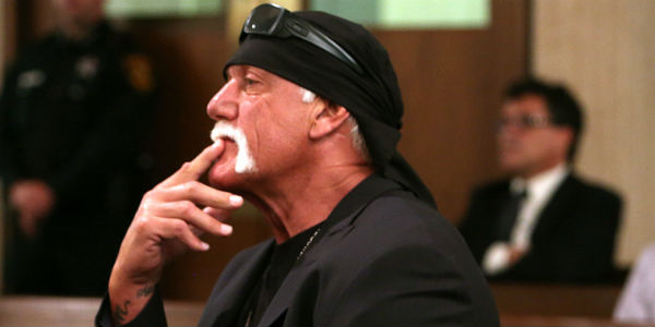 Hulk Hogan in Court - WrestlingExaminer.com