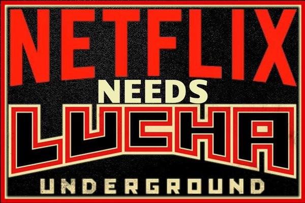 Lucha Underground Netflix - WrestlingExaminer.com
