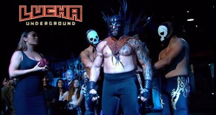 Mil Muertes with Deciples of Death - Wrestling Examiner - WrestlingExaminer.com