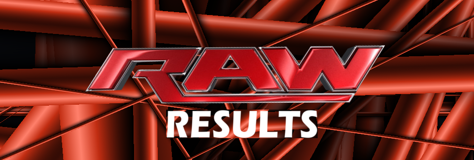 Raw Results - WrestlingExaminer.com