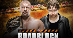 Roadblock - Wrestling Examiner - WrestlingExaminer.com