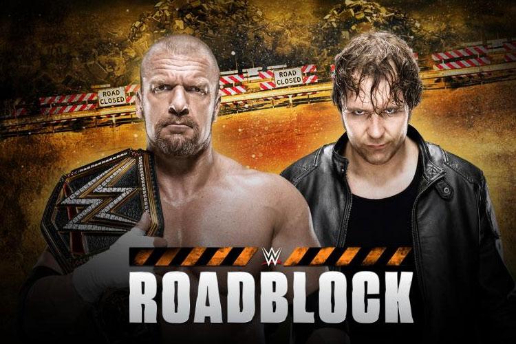 Roadblock - WrestlingExaminer.com