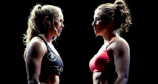 Tate-vs-Rousey - Wrestling Examiner - WrestlingExaminer.com