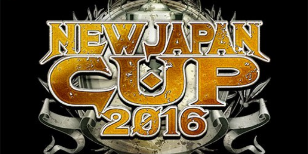 New Japan cup 2016 - WrestlingExaminer.com
