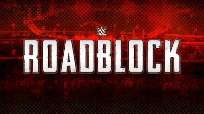 WWE Roadblock - WrestlingExaminer.com