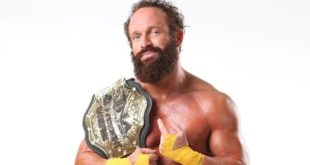 Eric Young debuts in NXT - Wrestling Examiner