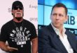Hulk Hogan and Peter Thiel - Wrestling Examiner