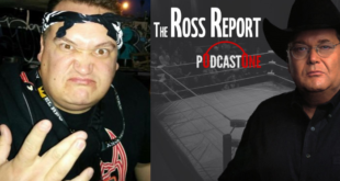 The Ross Report with Chris DeJoseph - Wrestling Examiner