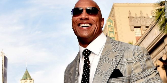 Dwayne The Rock Johnson - Wrestling Examiner