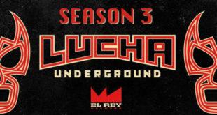 Lucha Underground Season 3 - Wrestling Examiner