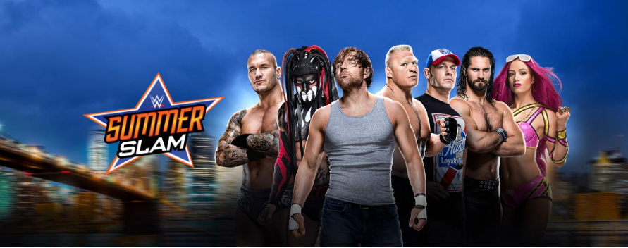 SummerSlam - Wrestling Examiner