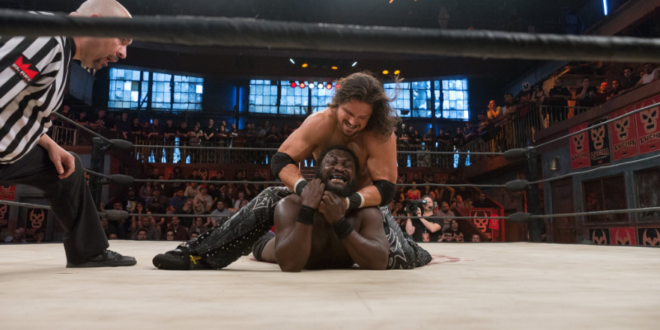 Johnny Mundo vs The Mack - Wrestling Examiner