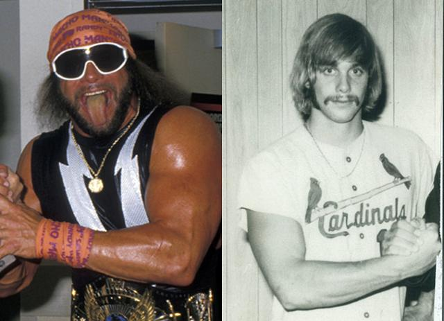 Macho Man Randy Savage Baseball player and Wrestler - Wrestling Examiner
