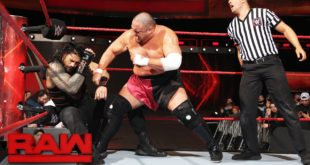 Samoa Joe vs Roman Reigns - Wrestling Examiner
