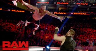 Raw Before WrestleMania - Wrestling Examiner