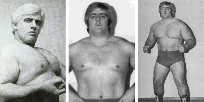 Young Ric Flair - Wrestling Examiner