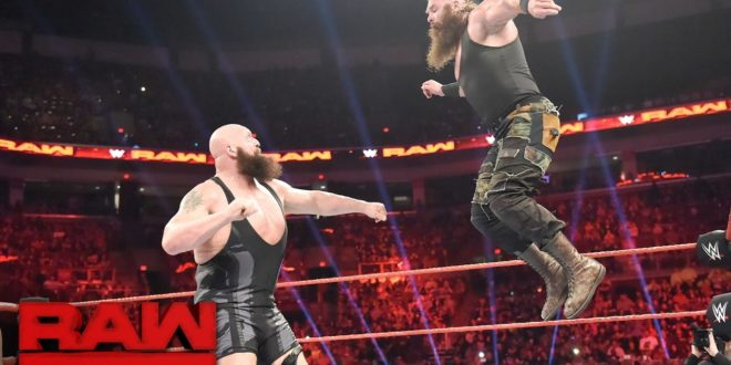 Big Show vs. Braun Strowman Raw - Wrestling Examiner