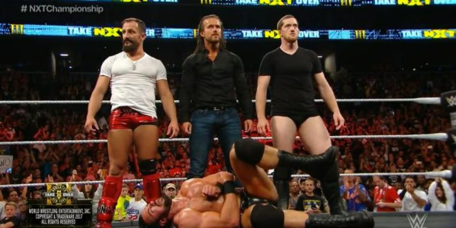 Adam Cole NXT - Wrestling Examiner