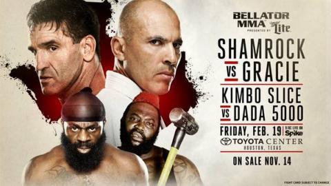 Bellator 149 - WrestlingExaminer.com