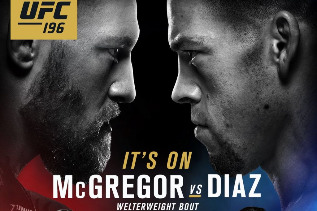 McGregor vs Diaz - WrestlingExaminer.com