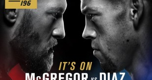McGregor vs Diaz - Wrestling Examiner - WrestlingExaminer.com