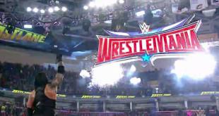 Romain Reigns will face Triple H at Wrestlemania - Wrestling Examiner - WrestlingExaminer.com