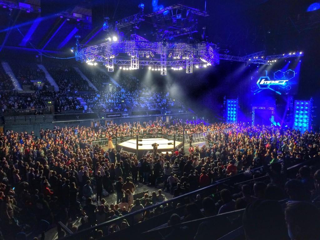 TNA Wrestling Arena - WrestlingExaminer.com