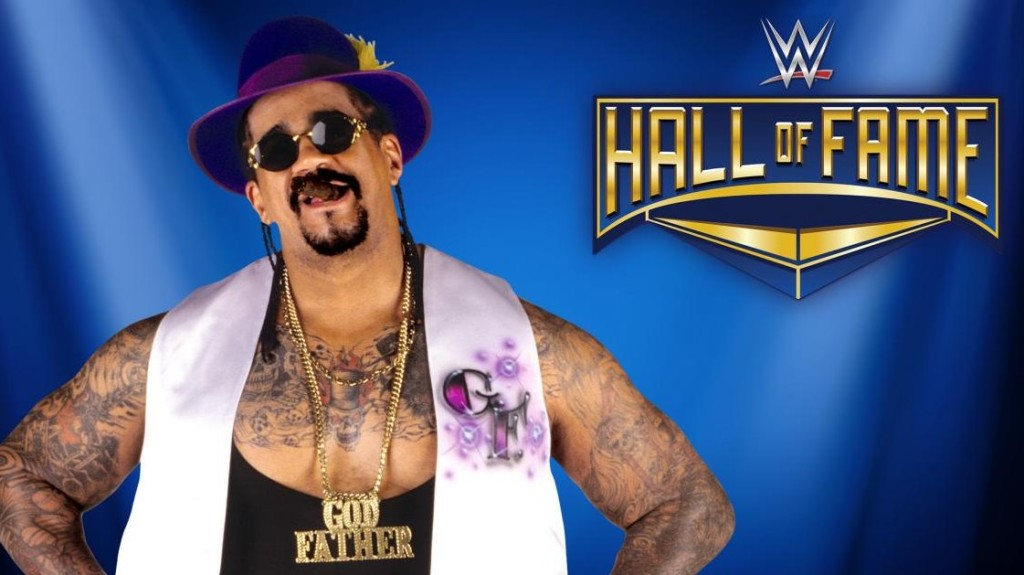 The Godfather inducted into the WWE Hall of Fame - WrestlingExaminer.com