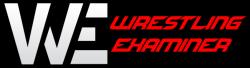WrestlingExaminer banner logo - Wrestling Examiner - WrestlingExaminer.com