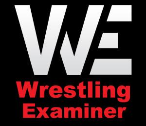 WrestlingExaminer logo - Wrestling Examiner - WrestlingExaminer.com