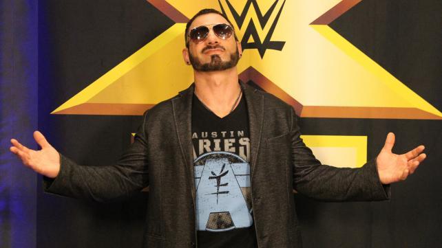 Austin Aries NXT - WrestlingExaminer.com