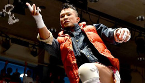 KUSHIDA- Wrestling Examiner - WrestlingExaminer.com