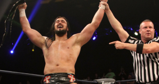 Drew Galloway TNA Champion - Wrestling Examiner - WrestlingExaminer.com