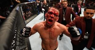 Nate Diaz - Wrestling Examiner - WrestlingExaminer.com