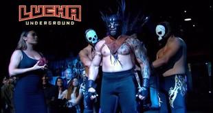 Mil Muertes with Deciples of Death - Wrestling Examiner - WrestlingExaminer.com