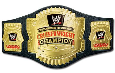 WWE Cruiserweight Chamipionship - WrestlingExaminer.com