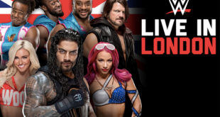 WWE Live In London - Wrestling Examiner - WrestlingExaminer.com