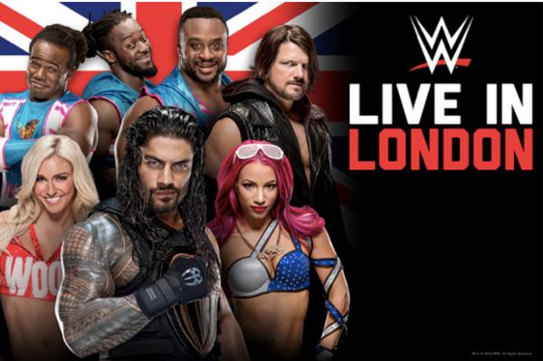 WWE Live In London - WrestlingExaminer.com