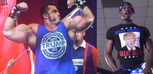 Brian Cage vs Patrick Clark Trump Gimmick