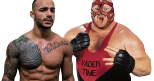 Ricochet Response to Vader - Wrestling Examiner