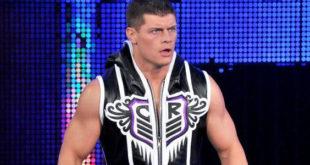 Cody Rhodes - Wrestling Examiner